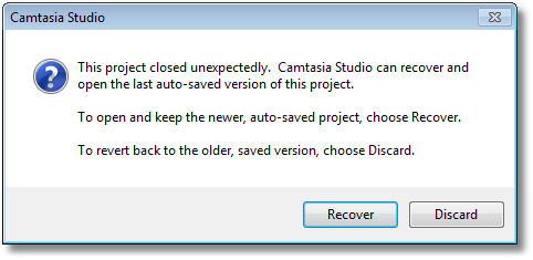 Camtasia - ready to kill